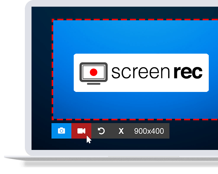 Free Screen Recorder with Audio & Cloud Sharing - No
