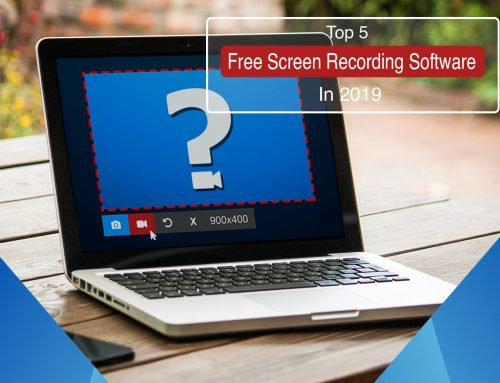 Top 5 Best Free Screen Recorder Software In 2019