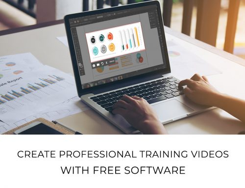 How To Create Professional Training Videos In 4 Simple Steps