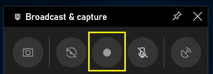 How To Record Video On Windows 10