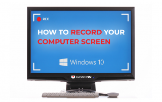 How to record your computer screen on windows 10